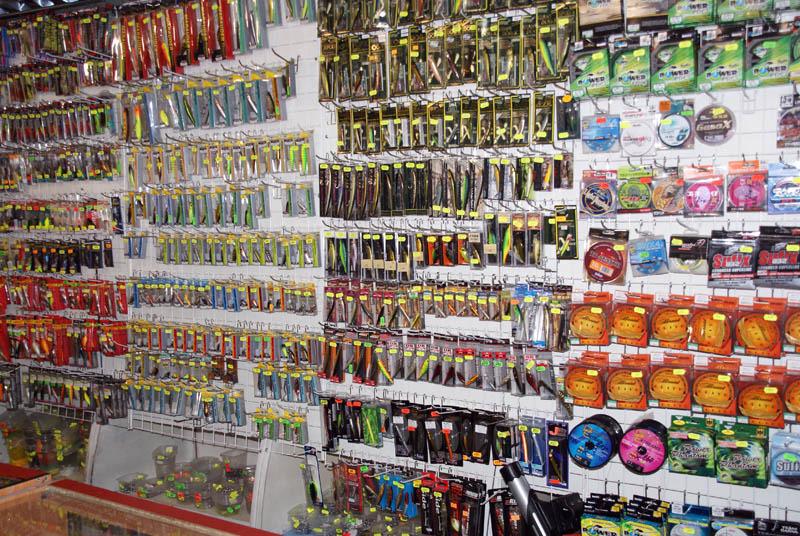 оптовые магазины рыбацких снастей