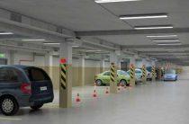 Автомобильные стоянки, паркинги, гаражи