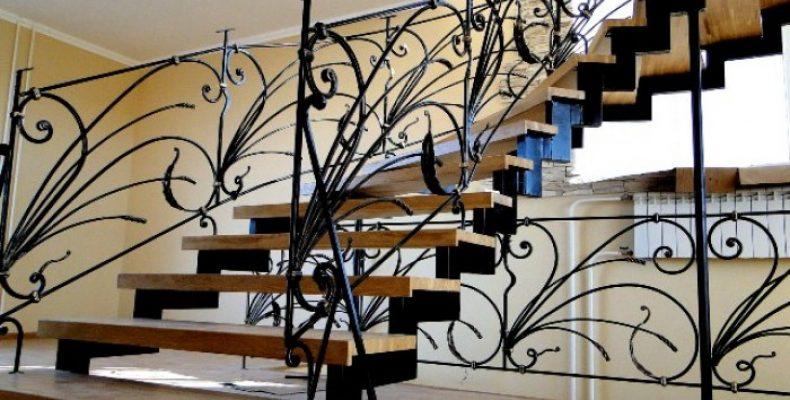 Лестницы. Ограждения