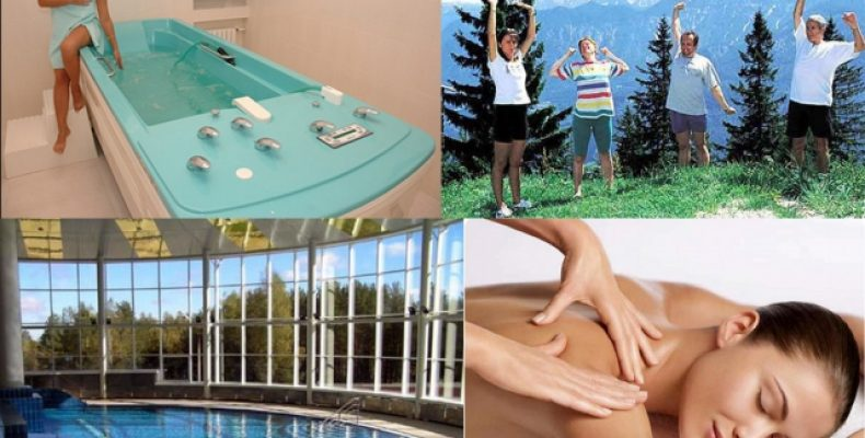 Медицинские услуги: санаторно-курортное лечение