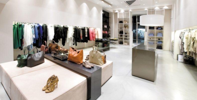 Магазины одежды. Бутики