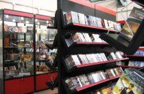 Аудио-, видеокассеты и компакт диски