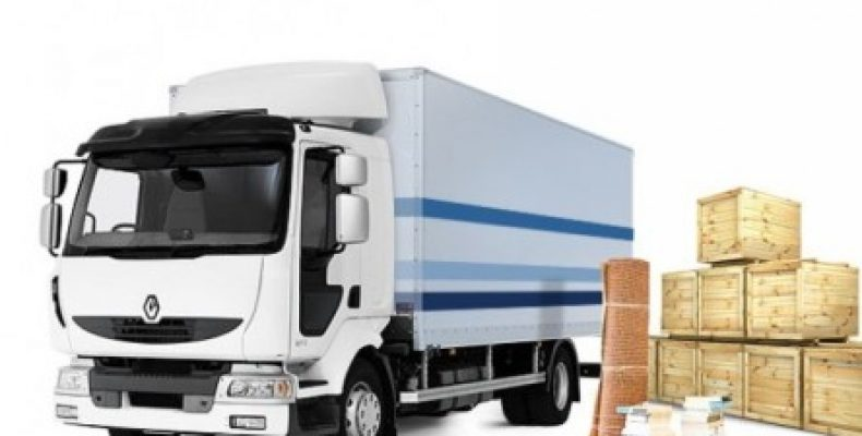 Транспортные услуги: местные перевозки грузов